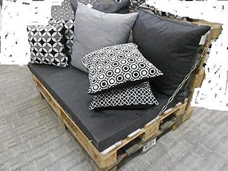 Divano Pallet Vendita : Cuscino per bancali materassino per pallet in cotone