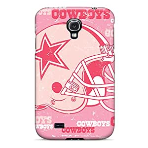 New Arrival Cover Case With Nice Design For Galaxy S4- Dallas Cowboys