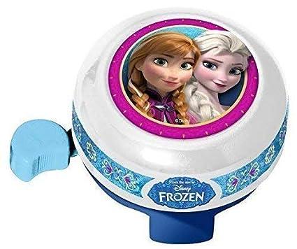 Disney Frozen Die  Eiskönigin Anna /& Elsa Mädchen Kinder Fahrrad-Klingel
