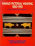 img - for Navajo Pictorial Weaving, 1880-1950 book / textbook / text book