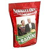 Newman's Own Organics Raisin, 32-Ounce Bags (Pack of 2)
