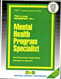 Mental Health Program Specialist, Jack Rudman, 083733585X