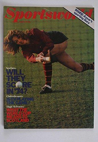 SPORTSWORLD 1974 CRICKET WORLD CUP (1974 Football World Cup)