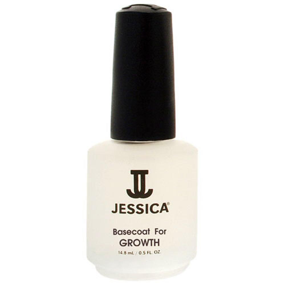 JESSICA Fusion Base Coat for Peeling Nails 14.8 ml: Amazon.co.uk ...