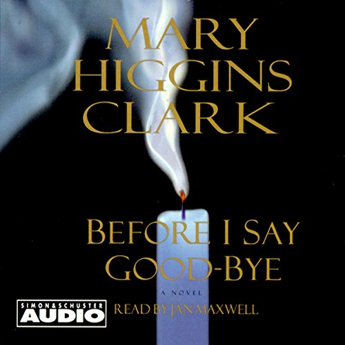Before I Say Good-Bye Audiobook [Free Download by Trial] thumbnail