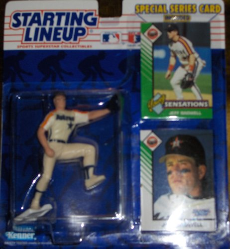 1993 Jeff Bagwell MLB Starting Lineup by Starting Line Up