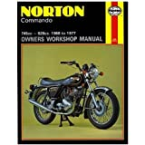 Haynes Norton Commando 750/850 Manual M125