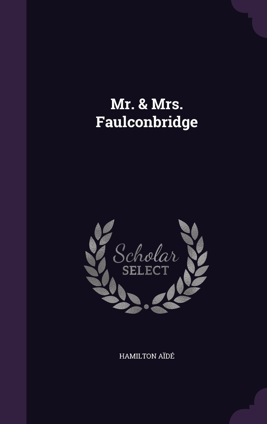 Download Mr. & Mrs. Faulconbridge pdf