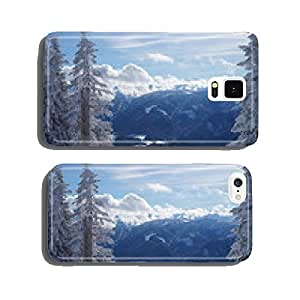 winter landscape cell phone cover case iPhone5