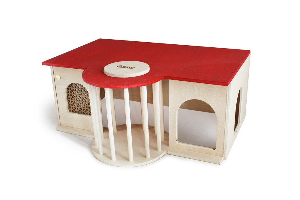 Elmato Rodent Palace with Feeder