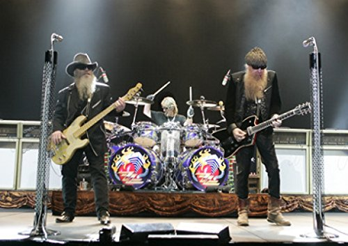 ZZ TOP 24X36 New Printed Poster Rare #TNW786104 by The Night's Watch