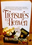Front cover for the book Treasures in Heaven by Huldah Buntain