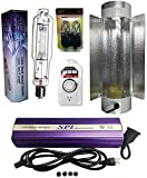 Cheap SPL Horticulture 1000 Watt Grow Light Digital Dimmable Hp Mh System for Plants Air Cool Tube Set, 1000-watt Kit