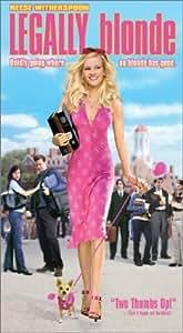 Legally Blonde [VHS]