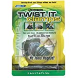 """Camco 39553 3"""" Twist-It Clamp"""