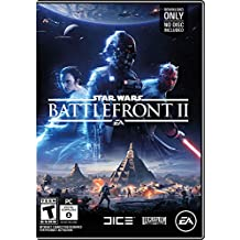 Star Wars Battlefront 2 English Only