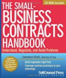 img - for The Small-Business Contracts Handbook: Understand, Negotiate, and Avoid Problems (Legal Series) book / textbook / text book