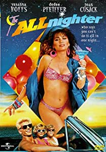Amazon.com: The Allnighter: Susanna Hoffs, Dedee Pfeiffer