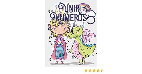 Unir Numeros: Libro de actividades para niños, Unir puntos ...