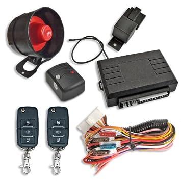 Sistema de alarma para mando a distancia para coche camión ...