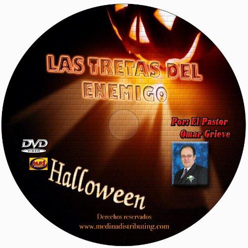 31 Octubre Halloween (Halloween, Pr. Omar Grieve)