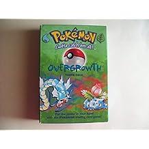 Pokemon Trading Card Game Base Set Theme Deck Overgrowth [Toy]