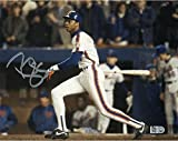 Darryl Strawberry New York Mets Autographed 8' x 10' Finished Swing Photograph - Fanatics Authentic Certified