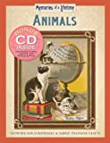 Animals: Artwork for Scrapbooks and Fabric-transfer Crafts (Memories of a Lifetime)