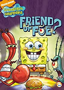 SpongeBob SquarePants: Friend Or Foe?