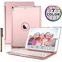 Daphnee iPad Keyboard Case for iPad Pro 10.5 inch