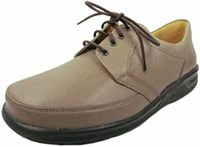 Ganter , Chaussures de Ville à Lacets pour Homme Gris