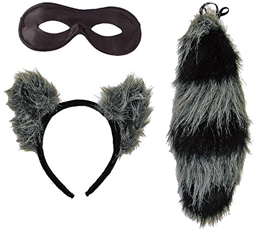 71193 Raccoon Costume Set