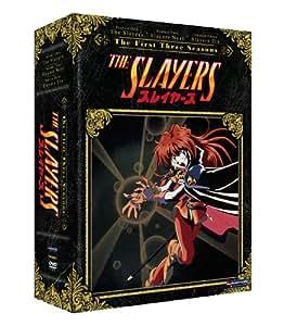 Slayers: Seasons 1-3 [DVD]