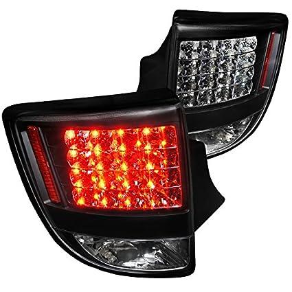 amazon com: spec-d tuning lt-cel00jmled-tm toyota celica hatchback gt gts  led tail lights black housing: automotive