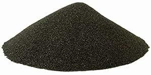 25 lb BLACK BEAUTY Fine Blast Media Abrasive 20/40 Mesh for Sandblast Cabinet