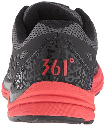 Risk Poision Men 361 Red 361 Shoe Running 0831 Castlerock HwxCnxW