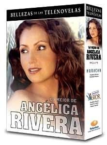 Lo Mejor De Angelica Rivera: Destilando Amor / Huracan