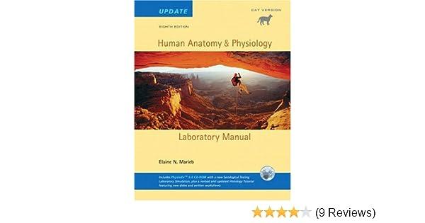 Human Anatomy Physiology Lab Manual Cat Version Update