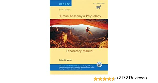 Human Anatomy & Physiology Lab Manual, Cat Version, Update with ...
