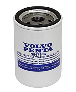 oem volvo penta marine engine fuel filter & water ... 1998 volvo v70 fuel filter