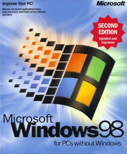 Windows 98: Second Edition(CD): Amazon in: Software