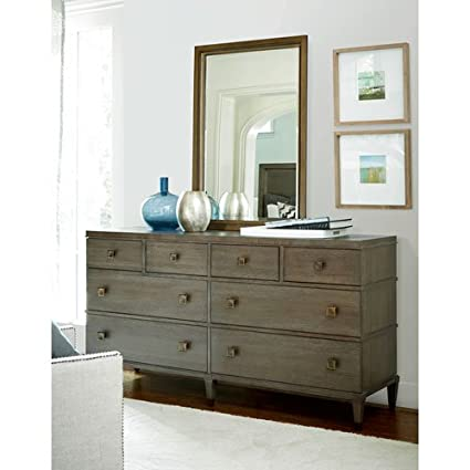 Amazon Com Universal Furniture Playlist 8 Drawer Dresser In Brown