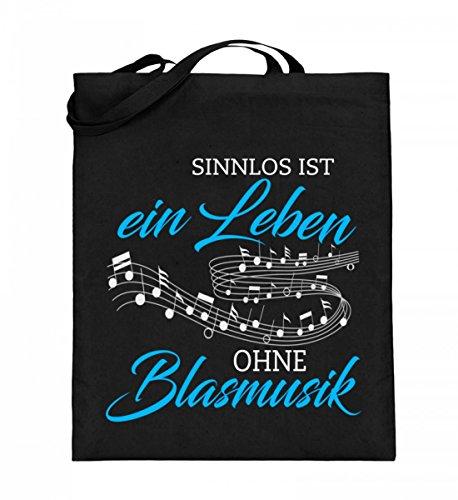 Negro xt003 38cm 42cm 5739 Mujer H18i25wt 42cm 38cm Para Bolso Shirtee Azul Algodón De Tela p6wE5