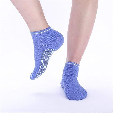 Lucy Day Calcetines de Yoga Antideslizantes Suela de Goma ...