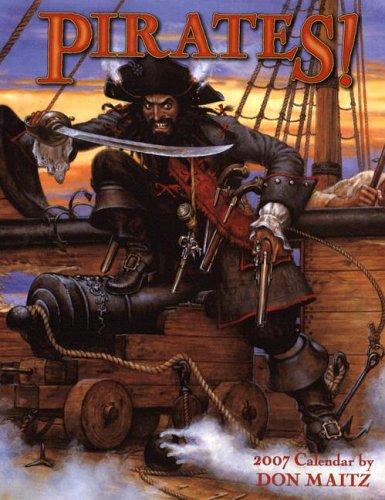 Pirates! 2007 Calendar pdf