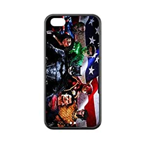 Popular Justice League plastic hard case skin cover for iPhone 5s for you AB414544