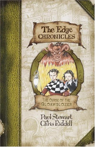 Edge Chronicles 4: The Curse of the Gloamglozer (The Edge Chronicles)