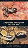 Front cover for the book A Guide to Amphibians and Reptiles of Costa Rica by Twan Leenders