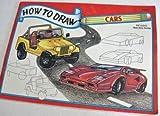 How to Draw Cars, Karen A. McKee, 156156026X