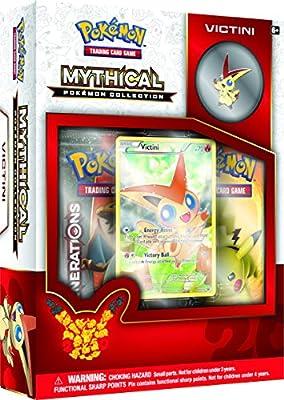 Pokémon TCG: Mythical Pokémon Collection-Victini